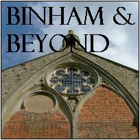 Binham and beyond