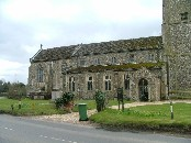 nave, aisles, clerestory, chancel