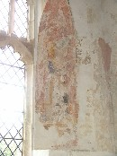 angel in the north aisle