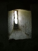 window into the crypt