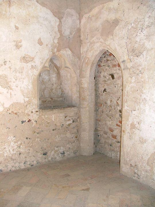 Norfolk churches for Piscina chamberi