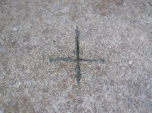 consecration cross