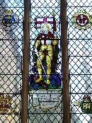 St George on the war memorial