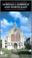 Pevsner's Norfolk: volume 1, Norwich and north-east