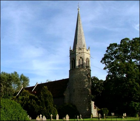 Quidenham: beautiful and friendly