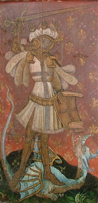 Image result for st george rood screen